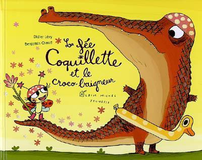 La fee Coquillette et le croco-baigneur